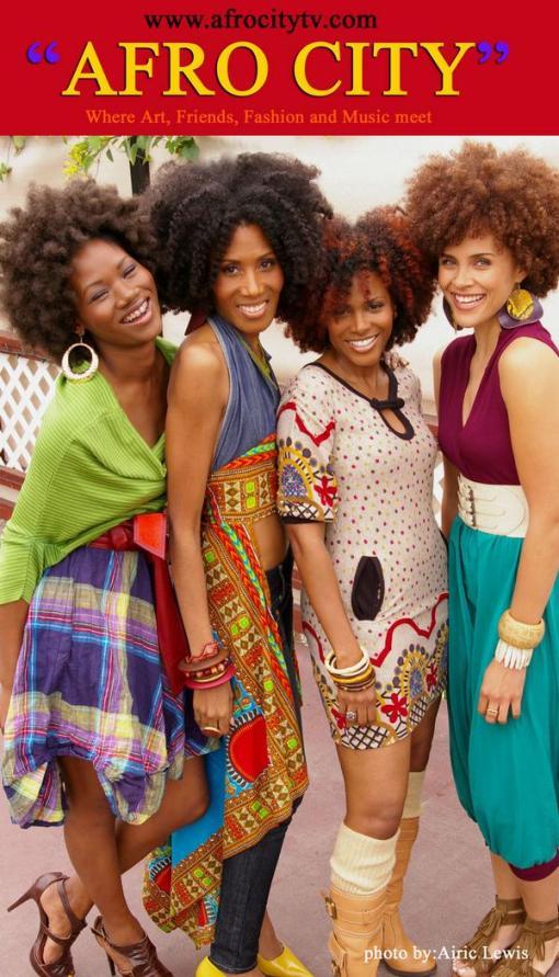 afrocity girls